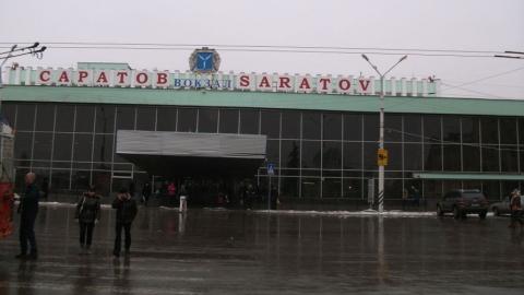 На саратовском вокзале задержали дебошира с наркотиком