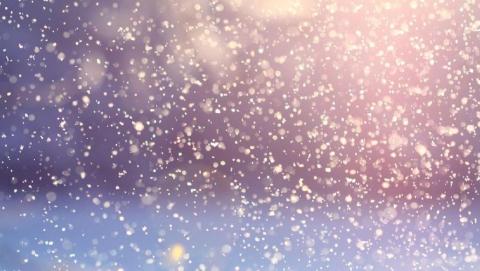 В Саратове снова обещают снег на весь день