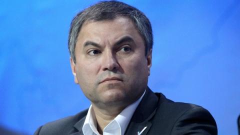 Володин вошел в пятерку топ-100 ведущих политиков России