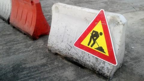 Из-за ремонта трубы на Соколовой ограничат движение машин