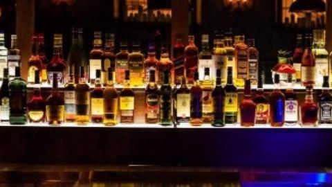 Всаратовском баре торговали поддельным виски иромом