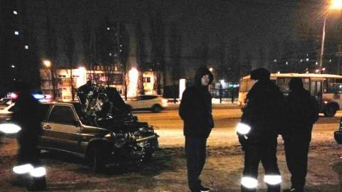ВБалакове чемпион РФ помотогонкам насмерть сбил женщину, скрываясь отполицейских