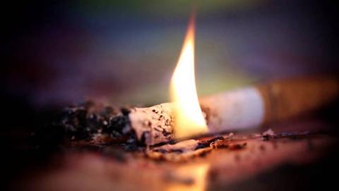 Из-за неосторожного обращения с сигаретой погибли два жителя региона