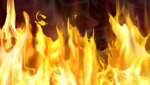 Саратовец получил рану после взрыва на пожаре и погиб