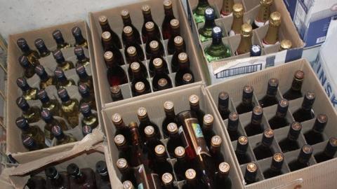 Саратовская область в лидерах по изъятию некачественного спиртного