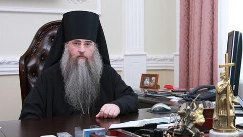 Митрополит Лонгин поздравил саратовцев с Рождеством Христовым