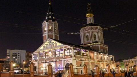 В рождественских богослужениях поучаствовали 19 тысяч саратовцев