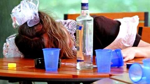 По факту отравления алкоголем десятилетней школьницы организована проверка