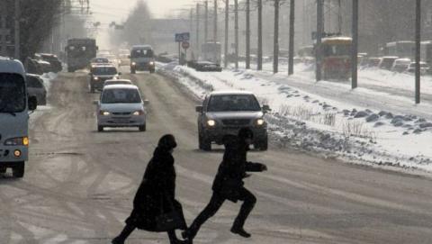 """В Пугачеве под колеса """"шестерки"""" попала нарушительница ПДД"""