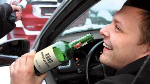 По вине пьяных саратовцев за год произошла 91 авария