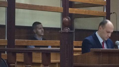 """Жена убитого в магазине """"Тактика"""" требует от обвиняемого пять миллионов рублей"""