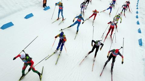 Французский биатлонист заявил о нечестной победе Александра Логинова