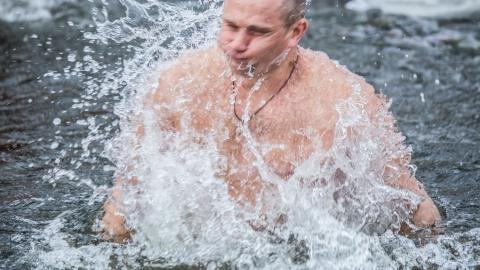 На Крещенских купаниях у Ротонды ожидается 2,5 тысячи человек