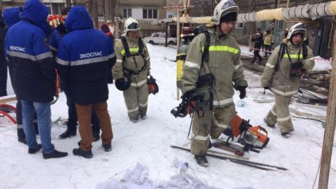 Жителям  пострадавшего отвзрыва дома вСаратове окажут материальную помощь