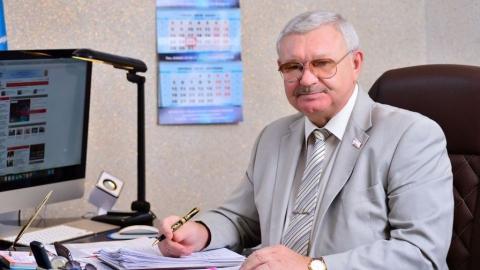 Сергей Суровов переизбран председателем Общественного совета при региональном ГУ МВД России