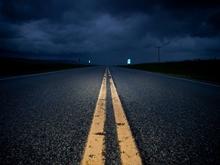 Полуночный пешеход погиб под колесами Фольксвагена