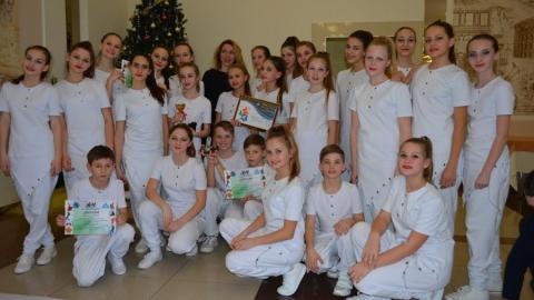 """Школьники получили Гран-при конкурса в номинации """"Современный танец"""""""