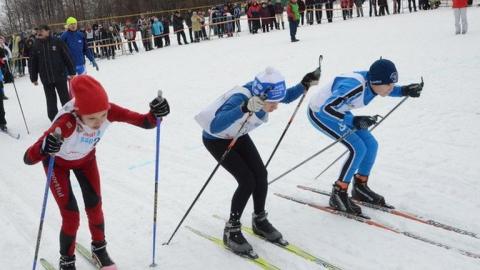 Губернатор предложил школьникам встать на лыжи