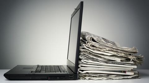 Русские репортеры отмечают профессиональный праздник