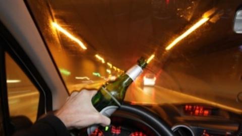 Начетырех водителей завели уголовные дела запьяную езду