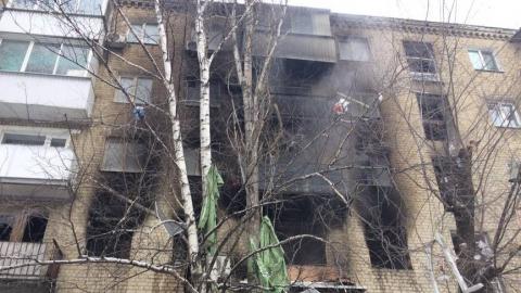 СКрассматривает три основные версии взрыва газа вмногоэтажке вСаратове