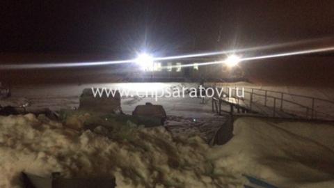НаВолге мужчина иего двое детей провалились под лед иутонули