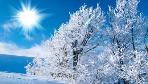 В Саратове будет слабый снег и до 15 градусов мороза