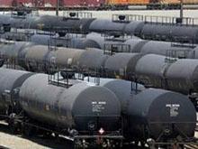 Из Саратовской области по железной дороге отправлено 13 тонн нефтепродуктов
