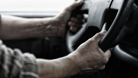ВМарксе шофёр насмерть сбил мужчину и исчез