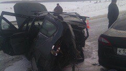 Шофёр двигавшейся изПензы машины стал участником смертоносного ДТП