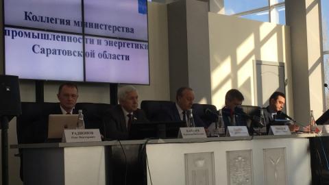 Валерий Радаев: «Мыможем делать ракеты, аштампуем покрышки»