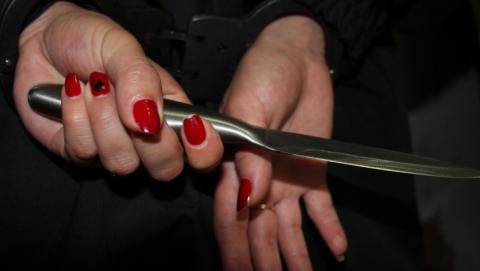 Пенсионерка изСаратовского района зарезала нетрезвого мужа