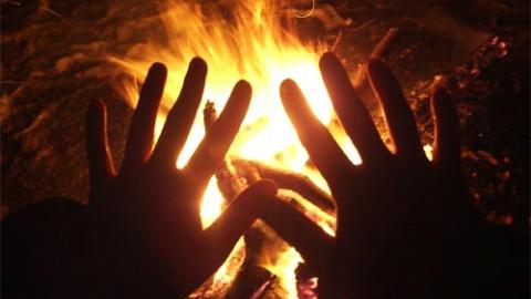 Под Саратовом вгараже сгорел мужчина