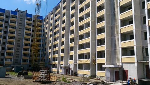 В Саратове предложили увеличить штрафы за использование недостроенных домов