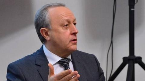 Валерий Радаев вошел в 10-ку самых известных в социальных сетях губернаторов