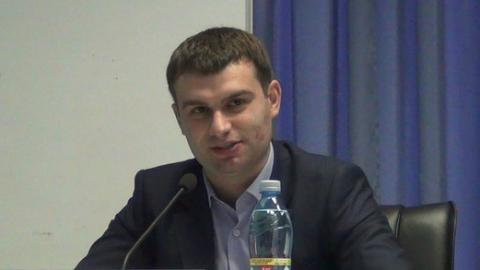 Александра Гайдука лишили полномочий областного депутата