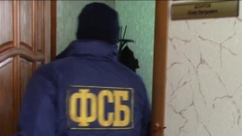 Обнародовано видео задержания помощника прокурора в Ртищево