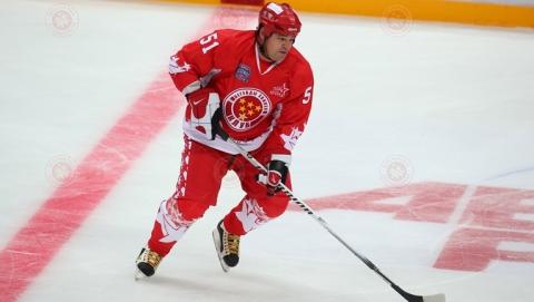 Олимпийский чемпион Андрей Коваленко проведет мастер-класс по хоккею под Саратовом