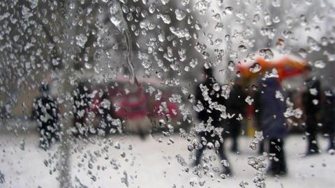 Вначале рабочей недели предполагается дождь соснегом