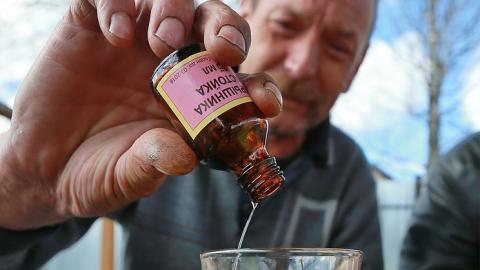 Вынесен вердикт покровчанам, которые выпили настойку боярышника инапали напрохожего