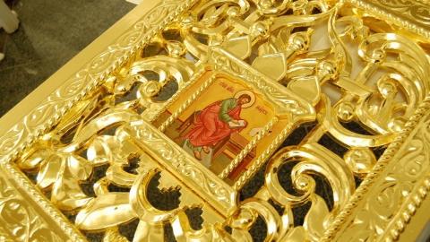 Приезжий изЛипецкой области обокрал церковь ипочту