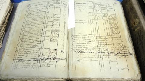 В саратовский архив вернули еще девять украденных книг 19 века