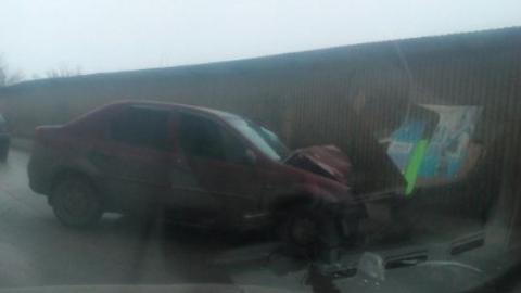 Влобовом столкновении наЗатонской пострадали двое мужчин