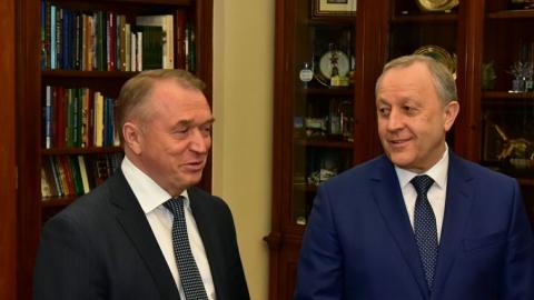 Президент ТПП РФ оценил инвестиционный потенциал Саратовской области