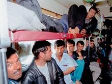 Саратову и Москве определии одинаковую квоту для мигрантов