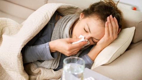 ВТатарстане растет уровень заболеваемости ОРВИ