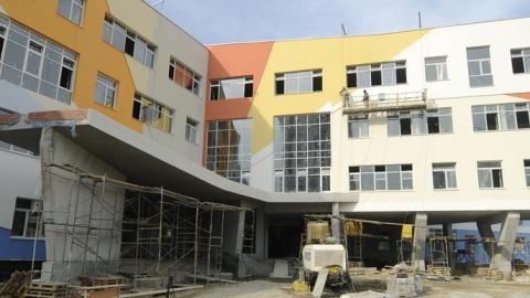 Настроительство школы вЮбилейном народные избранники заложили 500 млн руб.