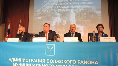 Сараев предложил поселить в Иволгино чиновников