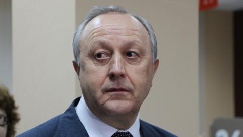 Валерий Радаев сохранил позиции в медиарейтинге губернаторов