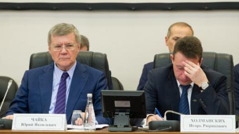 Радаев уехал на совещание к Юрию Чайке по защите прав предпринимателей